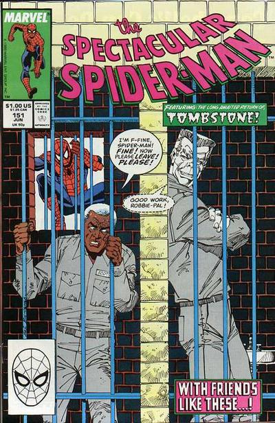 Cover for The Spectacular Spider-Man (1976 series) #151