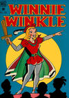 Cover for Winnie Winkle (Dell, 1948 series) #4