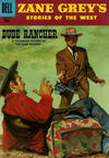 Cover for Zane Grey's Stories of the West (Dell, 1955 series) #30