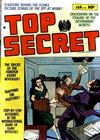 Cover for Top Secret (Hillman, 1952 series) #v1#1