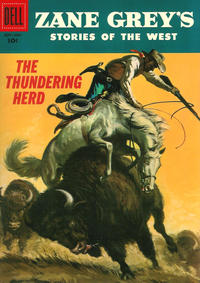 Cover Thumbnail for Zane Grey's Stories of the West (Dell, 1955 series) #31
