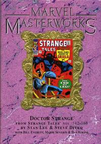Cover for Marvel Masterworks: Doctor Strange (Marvel, 2003 series) #2 [Regular Edition]