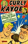 Cover for Curly Kayoe (United Features, 1946 series) #4