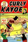 Cover for Curly Kayoe (United Features, 1946 series) #7
