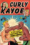 Cover for Curly Kayoe (United Features, 1946 series) #8