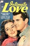 Cover for Intimate Love (Standard, 1950 series) #17