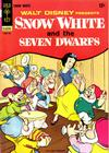 Cover for Walt Disney Presents Snow White and the Seven Dwarfs (Western, 1967 series) #[nn]