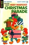 Cover for Walter Lantz Woody Woodpecker Christmas Parade (Western, 1969 series) #1