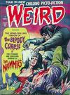 Cover for Weird (Eerie Publications, 1966 series) #v6#5