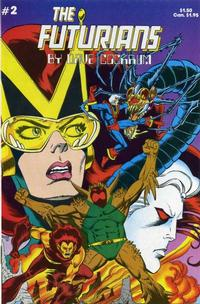 Cover Thumbnail for Futurians by Dave Cockrum (Lodestone, 1985 series) #2