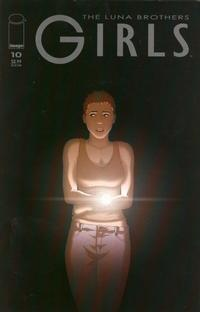 Cover Thumbnail for Girls (Image, 2005 series) #10