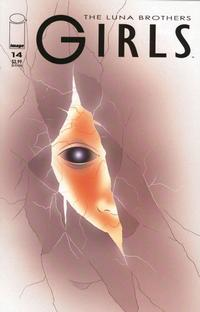 Cover Thumbnail for Girls (Image, 2005 series) #14