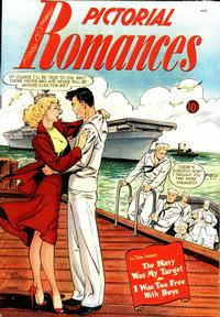 Cover Thumbnail for Pictorial Romances (St. John, 1950 series) #6