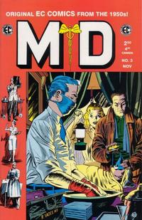 Cover Thumbnail for M.D. (Gemstone, 1999 series) #3