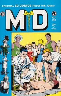 Cover Thumbnail for M.D. (Gemstone, 1999 series) #4