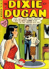 Cover Thumbnail for Dixie Dugan (Prize, 1951 series) #v3#1