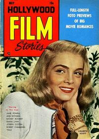 Cover Thumbnail for Hollywood Film Stories (Prize, 1950 series) #v1#2 [2]