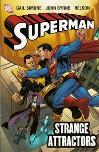 Cover Thumbnail for Superman: Strange Attractors (DC, 2006 series) #[nn]