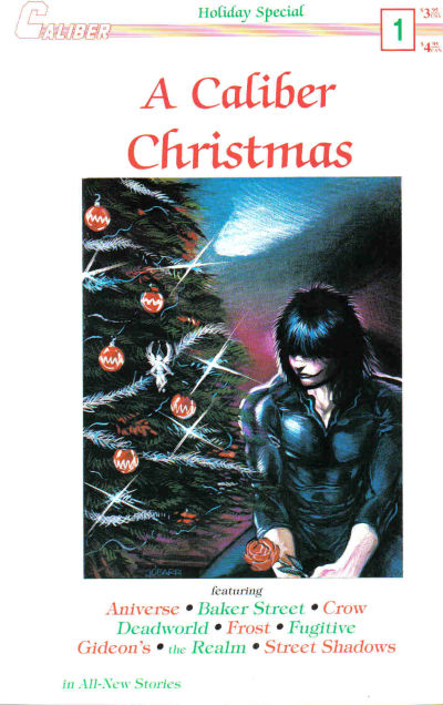 Cover for A Caliber Christmas (Caliber Press, 1989 series) #1