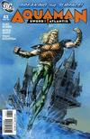 Cover for Aquaman: Sword of Atlantis (DC, 2006 series) #43