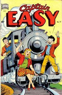 Cover Thumbnail for Captain Easy (Pines, 1947 series) #17