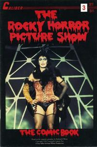 Cover Thumbnail for The Rocky Horror Picture Show The Comic (Caliber Press, 1990 series) #3