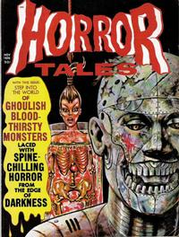 Cover Thumbnail for Horror Tales (Eerie Publications, 1969 series) #v2#6