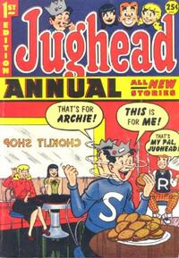 Cover Thumbnail for Archie's Pal Jughead Annual (Archie, 1953 series) #1