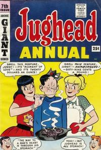 Cover Thumbnail for Archie's Pal Jughead Annual (Archie, 1953 series) #7