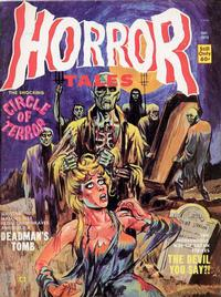 Cover for Horror Tales (Eerie Publications, 1969 series) #v5#6
