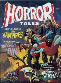 Cover Thumbnail for Horror Tales (Eerie Publications, 1969 series) #v6#4