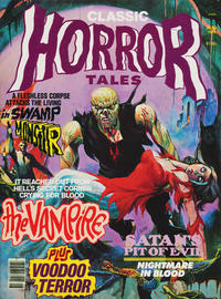 Cover for Horror Tales (Eerie Publications, 1969 series) #v9#3