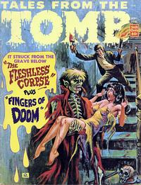 Cover Thumbnail for Tales from the Tomb (Eerie Publications, 1969 series) #v5#5