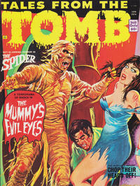 Cover Thumbnail for Tales from the Tomb (Eerie Publications, 1969 series) #v6#1