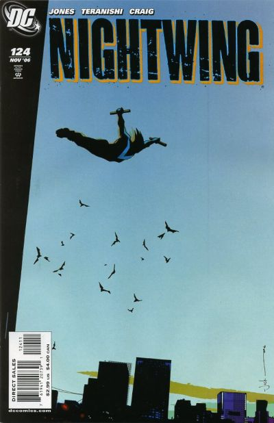 Cover for Nightwing (DC, 1996 series) #124