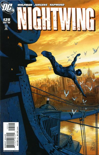 Cover for Nightwing (DC, 1996 series) #125