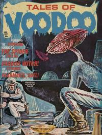 Cover Thumbnail for Tales of Voodoo (Eerie Publications, 1968 series) #v4#1