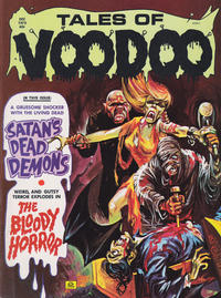 Cover Thumbnail for Tales of Voodoo (Eerie Publications, 1968 series) #v5#7