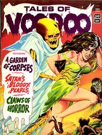 Cover for Tales of Voodoo (Eerie Publications, 1968 series) #v6#6