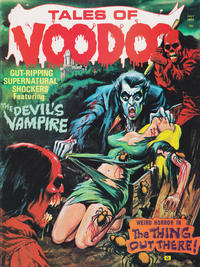 Cover for Tales of Voodoo (Eerie Publications, 1968 series) #v7#4