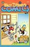 Cover for Walt Disney's Comics and Stories (Gemstone, 2003 series) #670