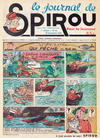 Cover for Le Journal de Spirou (Dupuis, 1938 series) #24/1938