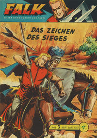Cover Thumbnail for Falk, Ritter ohne Furcht und Tadel (Lehning, 1963 series) #3