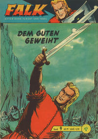 Cover Thumbnail for Falk, Ritter ohne Furcht und Tadel (Lehning, 1963 series) #9