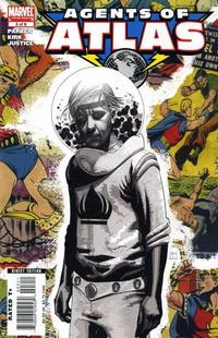 Cover Thumbnail for Agents of Atlas (Marvel, 2006 series) #3