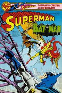 Cover Thumbnail for Superman (Egmont Ehapa, 1966 series) #25/1978