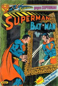 Cover Thumbnail for Superman (Egmont Ehapa, 1966 series) #11/1982