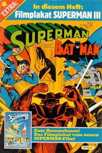 Cover for Superman (1966 series) #6/1984