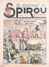 Cover for Le Journal de Spirou (Dupuis, 1938 series) #39/1939