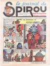Cover for Le Journal de Spirou (Dupuis, 1938 series) #41/1939